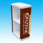 Promotion stand PVC